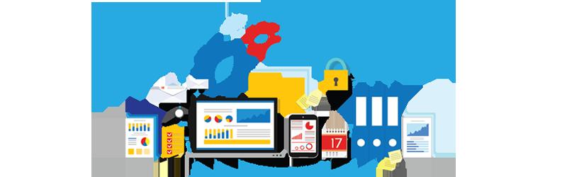 Software de gestion, CRM y ERP