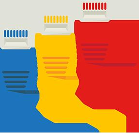 redes lan y wifi